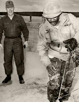 Vietnam Parachutist c1970