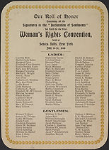 Declaration of Sentiments from Library o