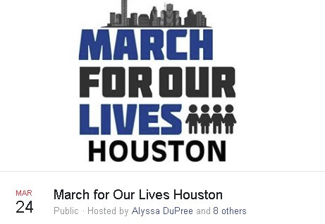 Resolution in Solidarity With March For Our Lives
