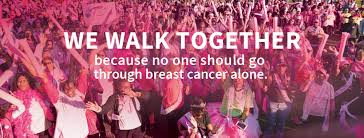 Walk For the Cure, Breast CANcer Awareness Month