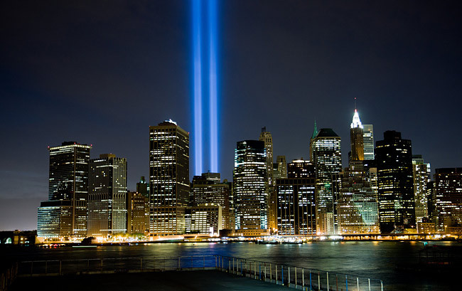 911. Balancing a Good News Bad News Day.  The Country Remembers