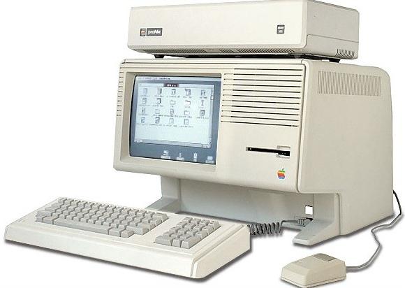 Apple Lisa or the Hal 9000?