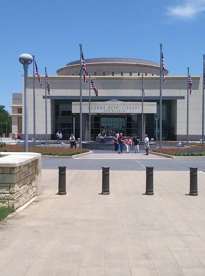 George Herbert Walker Bush 41 Presidential Library, College Station, TX