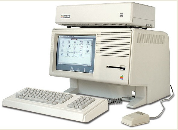 Apple Lisa. Personal Computing & Personal Privacy