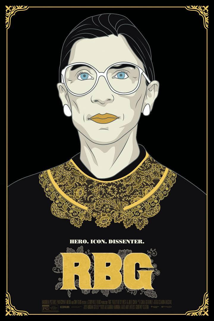 RBG Ruth Bader Ginsberg