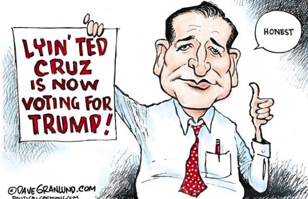 Repeal And Replace LYIN Ted Cruz.  He Does NOT Listen to Us