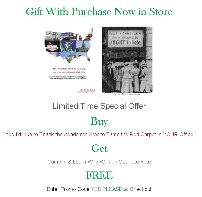 Gift With Purchase in Store