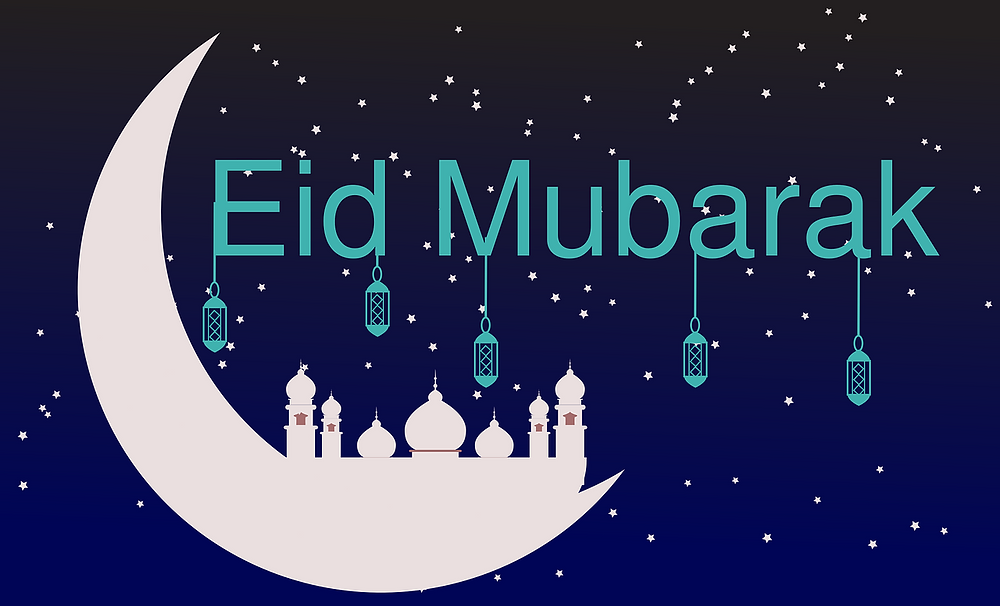 Eid Mubarak to All Who Celebrate