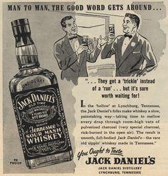 Jack Daniels Tennessee Whiskey & the 19th Amendment