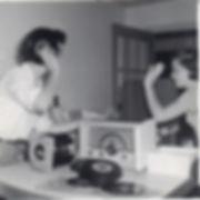 Brenda Spinning Records.jpg