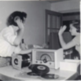 My Mom, Brenda Annette Stanley in about 1957