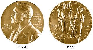 Nobel Peace Prize???