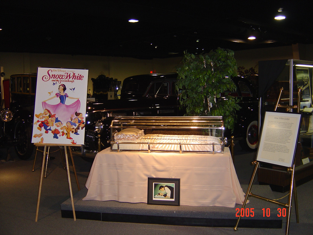 Houston Funeral Museum on FM 1960