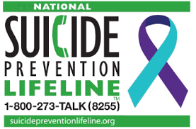#SuicidePreventionHotline