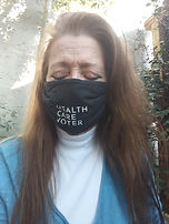 Lisa in HealthCARE Voter Face Mask 4.jpg