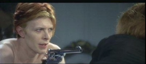 Major Tom's Smoking Pistol