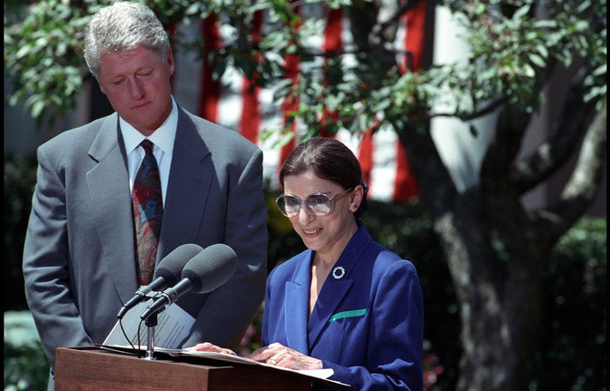 Let's Honor the Memory of Ruth Bader-Ginsberg by Ratifying the Equal Rights Amendment