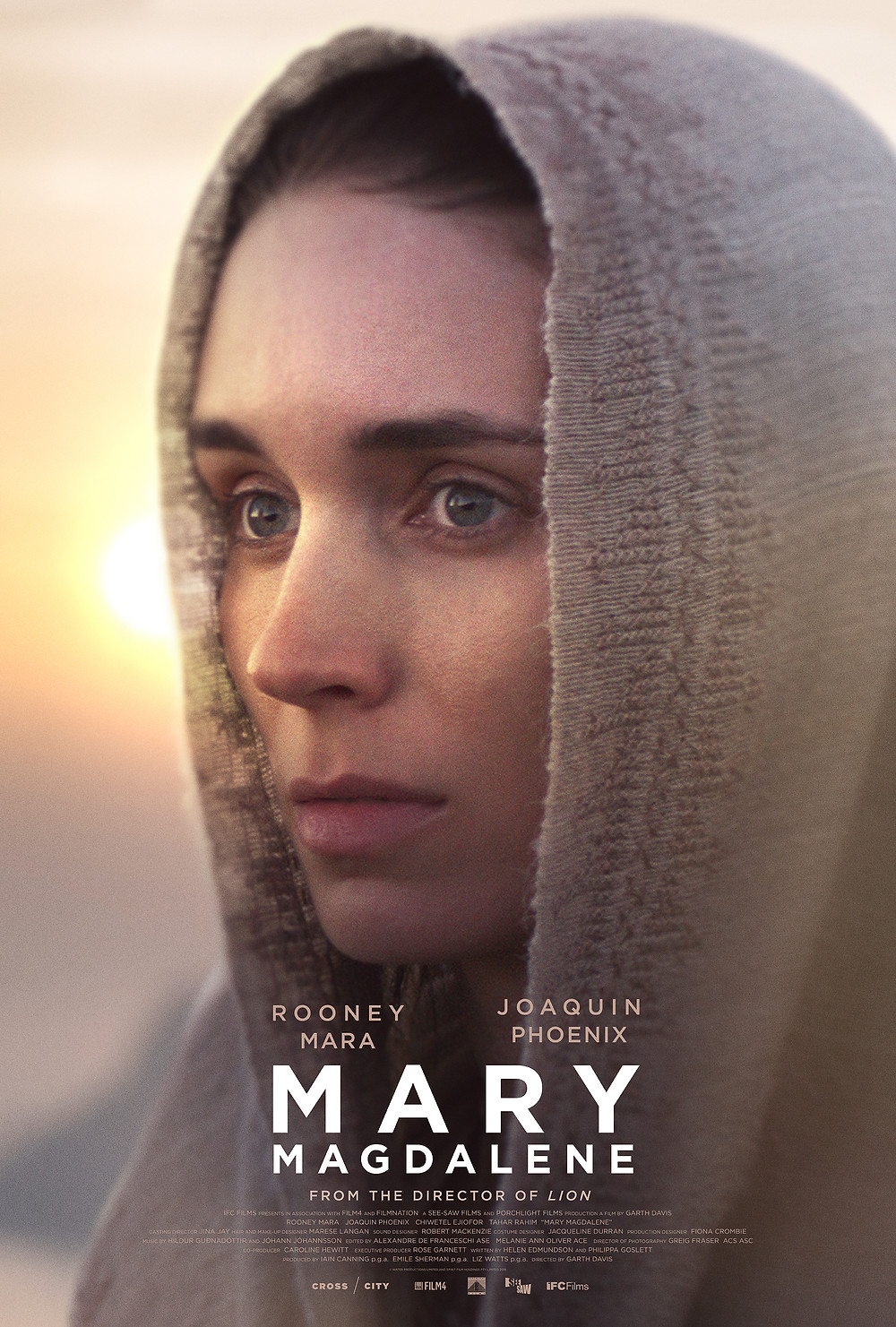 Mary Magdalene on IMDB.  Recommended Viewing for Easter