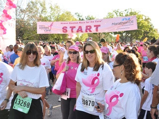 Komen Houston Race for the Cure