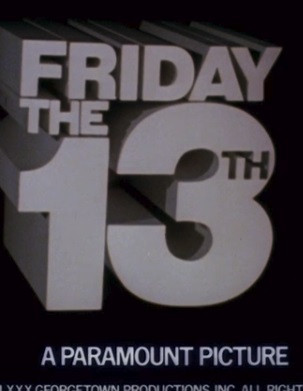 Friday the 13th Original Movie