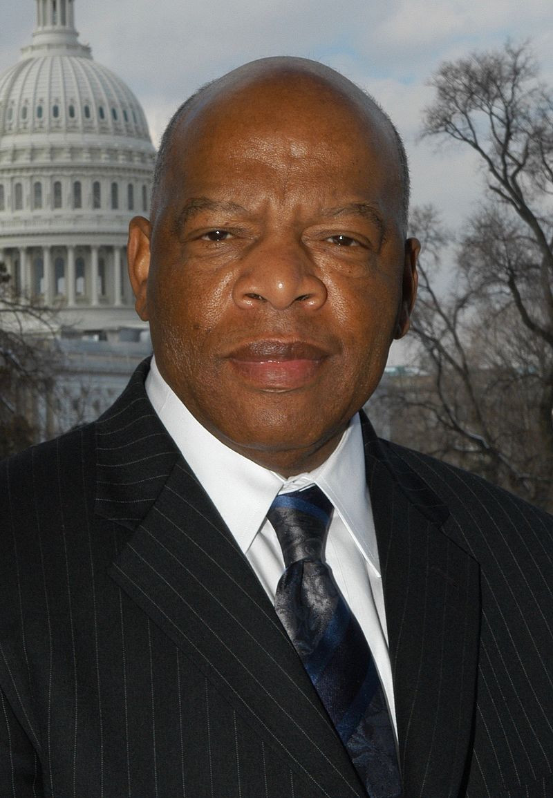 Rep John Lewis, United States House of Representatives 2006