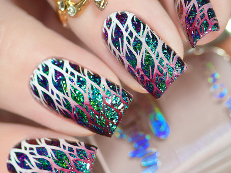 EASY STAMPING NAIL ART | WhatsUp Nail Stamping Products