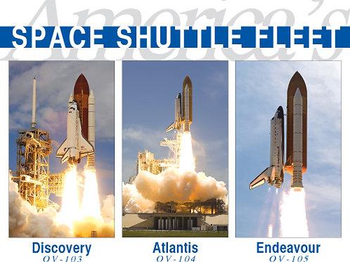 America's Space Shuttle Fleet