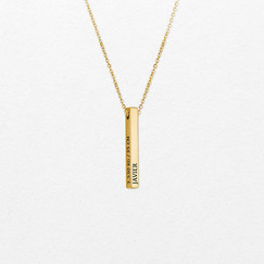 Lingote personalizado en oro
