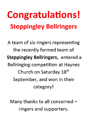Steppingley Bellringers - Congratulations (1).png