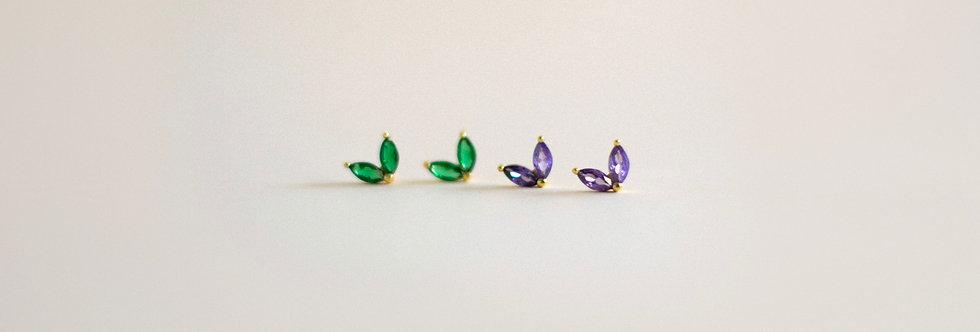Pendientes Mini Petals