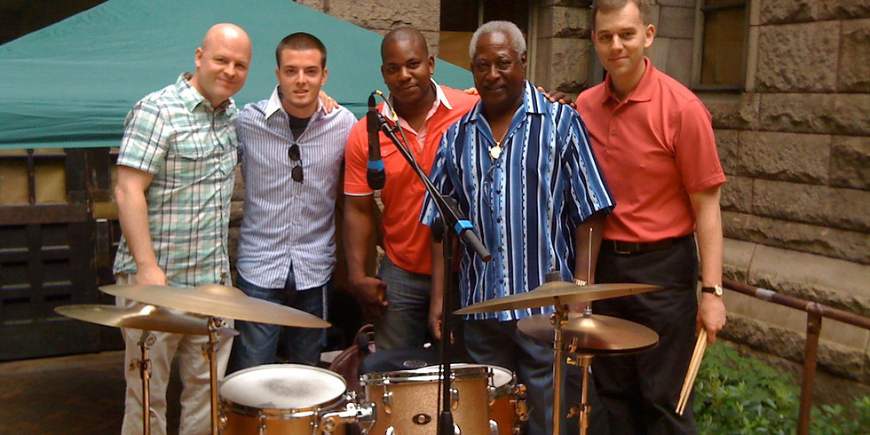 Drum Night at The Point Park Playhouse