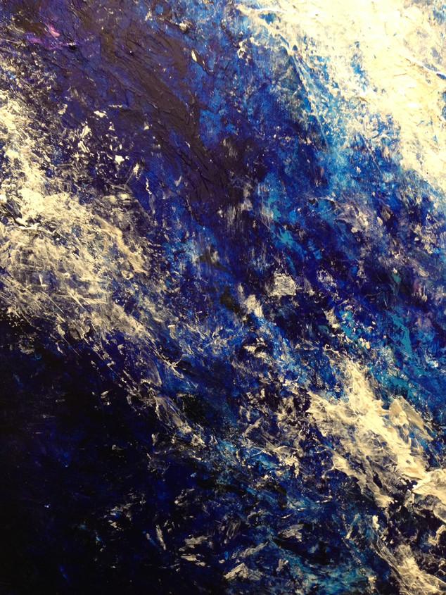 Blue Daze - Detail