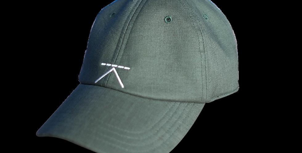 CAP หมวกแก๊ปผ้าลินิน ผู้ชาย/ ผู้หญิง Unisex Linen cap