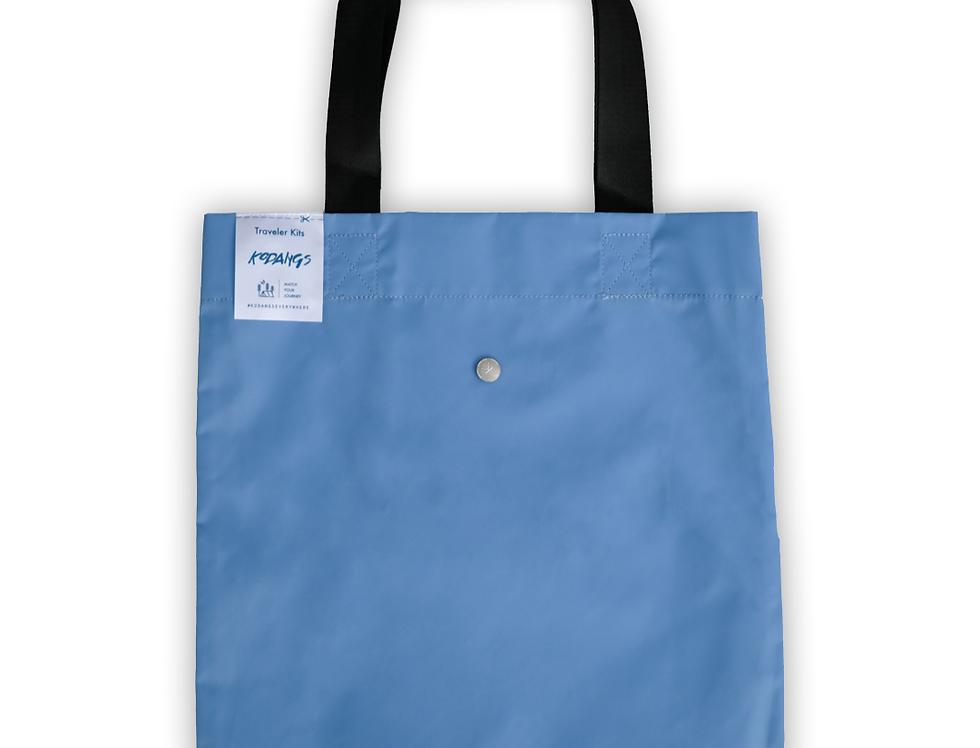 กระเป๋าผ้าร่มสะพายข้าง Easy tote bag