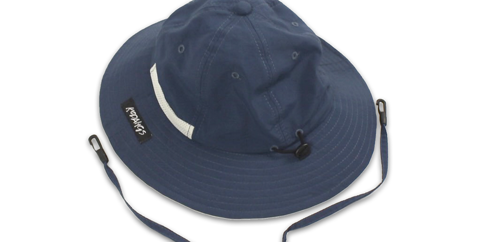Fisherman hat หมวกตกปลา - สายรัดคาง Asian fits 57.5 Cm.