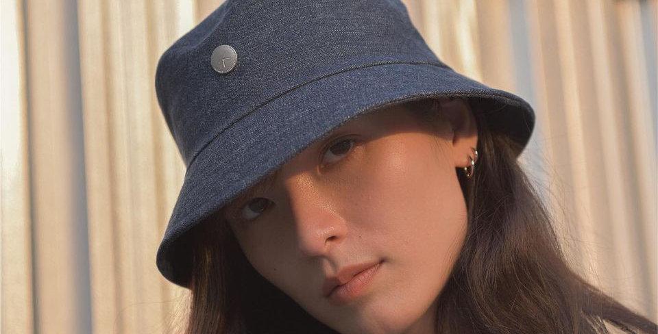 Jean Safari hat- หมวกบักเกตทรงญี่ปุ่น ผ้ายีน