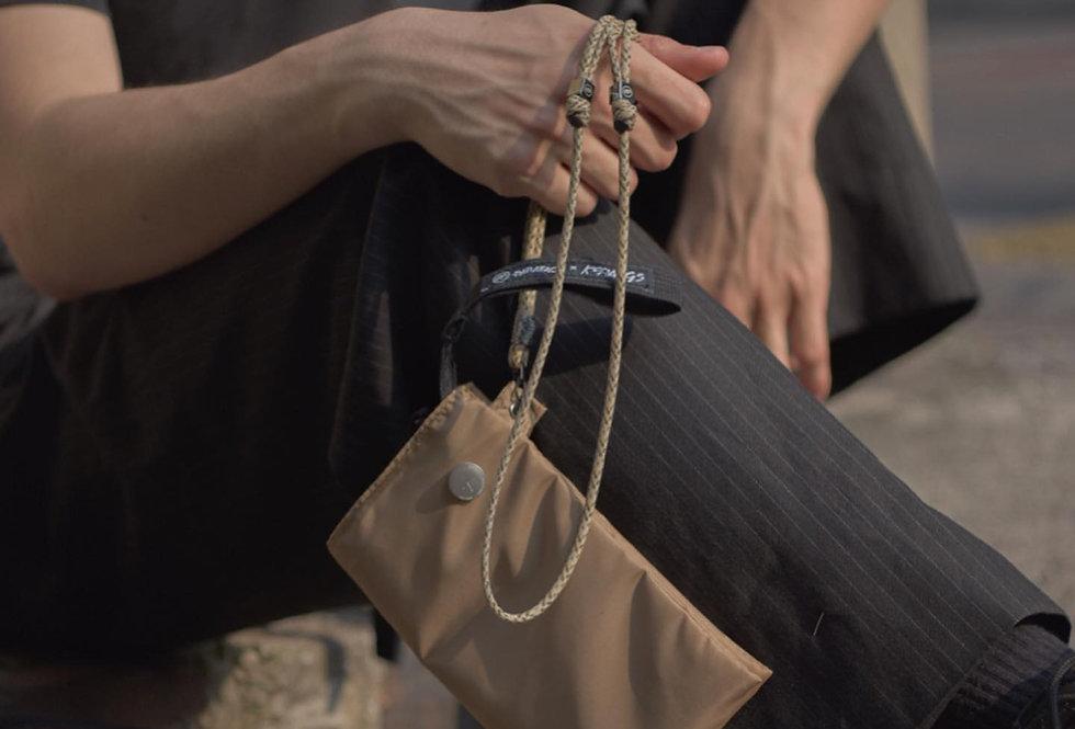 Juxtaposition Foldable bag