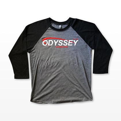 Odyssey3/4 Length Baseball T