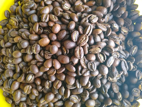 Organic Fair-Trade Ethiopian Yirgacheffe Coffee