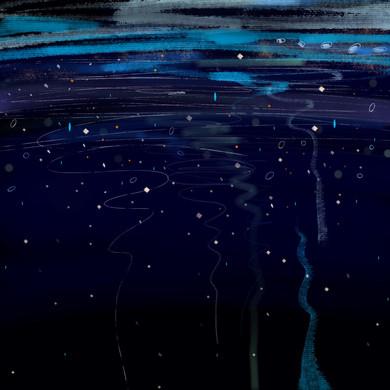 Starry Night 6_Let It Flow