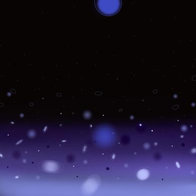 Starry Night 8_Origin of Blue Moon