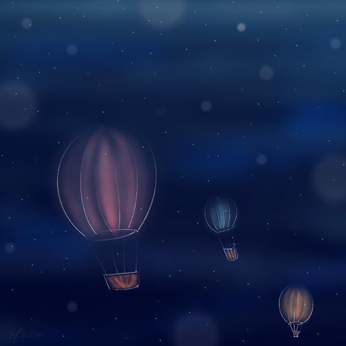 Dreaming 3_Hot Air Balloons