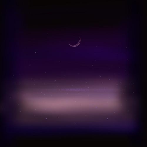 Starry Night 2_Pink Moon