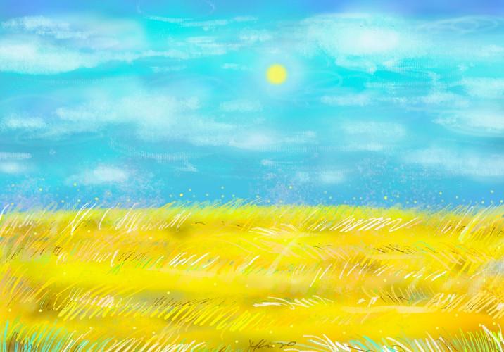 Yellow Happy Vibe