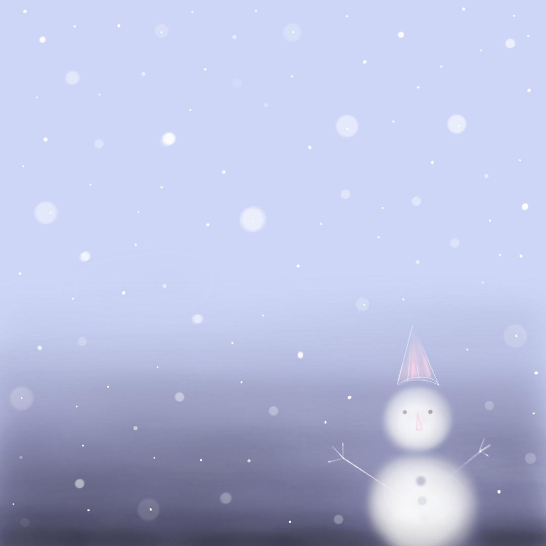 Dreaming 4_ Snowman