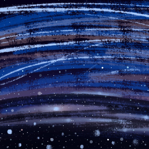 Starry Night 5_Painter's Touch