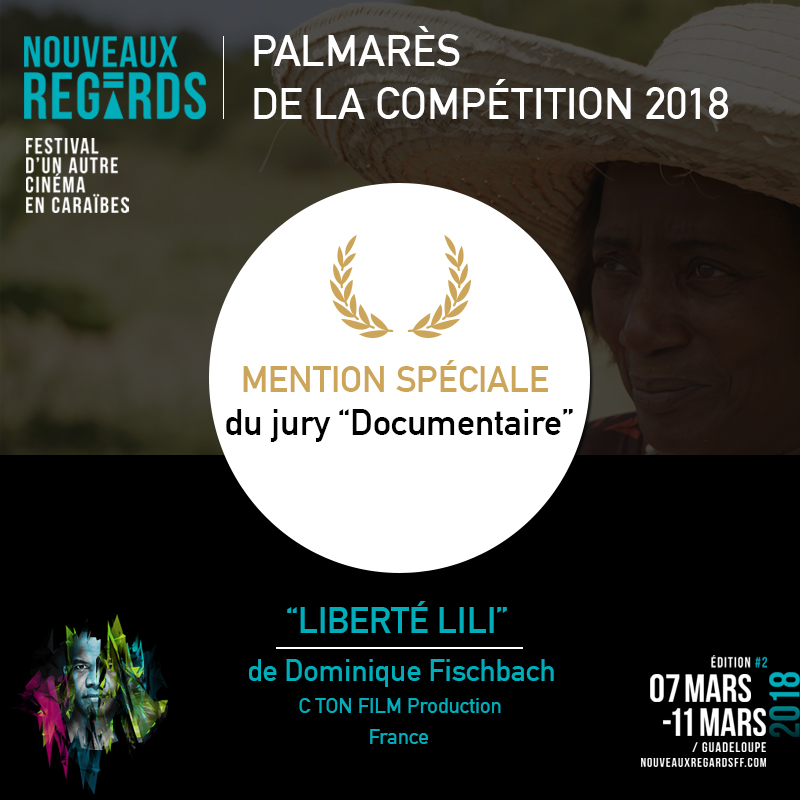 Mention Spéciale du Jury Docu