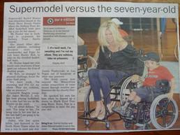 Celebrity Wheelchair Basketball