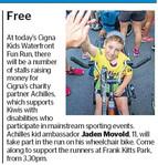 Cigna Waterfront Kids Run