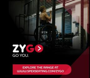 Zygo Backrest Ad Campaign